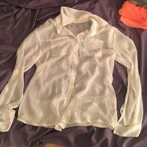 Decree shirt, size small