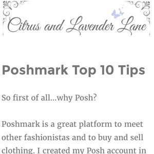 Accessories - Poshmark Tips/Tricks