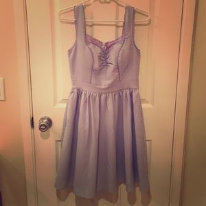 Minuet Dresses & Skirts - ModCloth Light Blue Dress