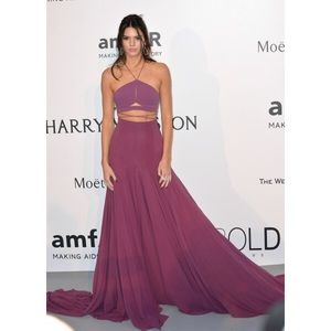 Kendall Jenner prom dress
