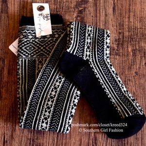 Free People Accessories - FREE PEOPLE Socks Thigh High Knee Tall Long Boot