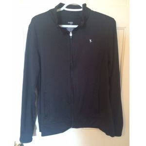 Danskin Now Tops - Black workout jacket