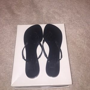 fb2a1a9d5ed Dior Shoes - Christian DIOR flat Sandals  flip flops . Size 37