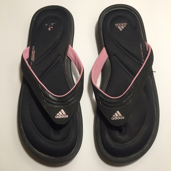 91740db0f14760 Adidas Shoes - 🌟ADIDAS MEMORY FOAM FLIPFLOPS🌟