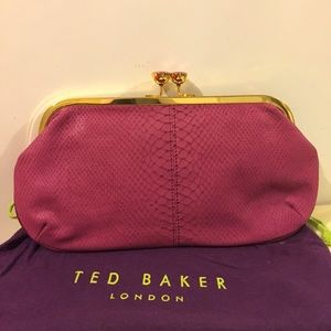 Ted Baker clutch.