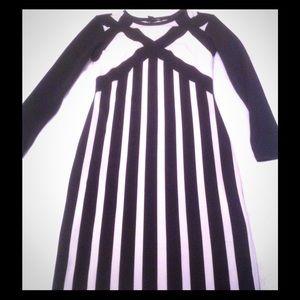 H&M bodycon dress, size small.