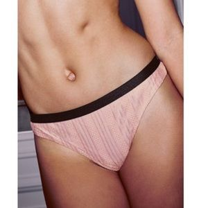 Victoria's Secret VERY SEXY Banded V-string Panty