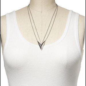 Rebecca Minkoff: Tulum V necklace