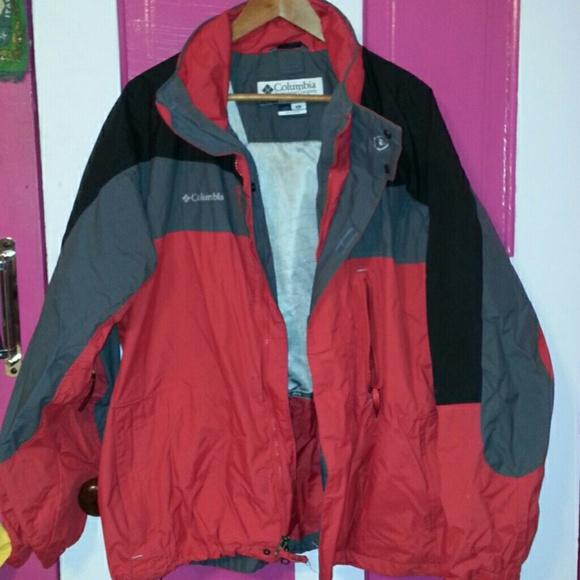 Columbia Jackets & Coats   Mens Winter Jacket Xl Rn69724