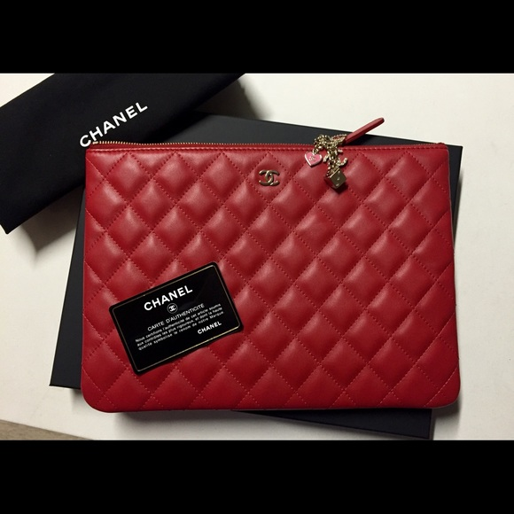 2d5d710cbb739a CHANEL Bags | Casino Charm Clutch Medium Size | Poshmark