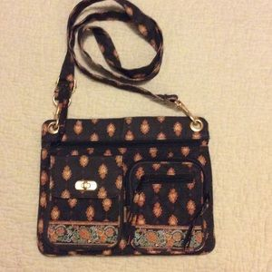 "Very cute ""quilted"" Crossbody"