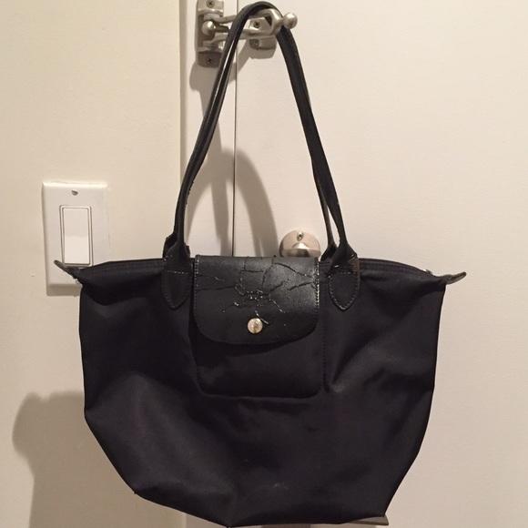 Longchamp Handbags - Longchamp Le Pliage Neo Tote Black 0e133f8fe8a0a