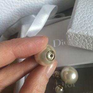 Dior Jewelry - Dior Tribale [Mise en Dior] Pearl Earrings