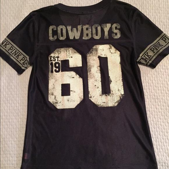 fa88107c803 Victorias Secret PINK Dallas Cowboys Jersey. M_57177756522b45308a00066c