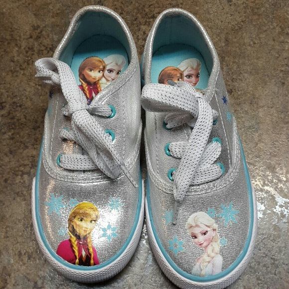 FROZEN shoes little girl size 10