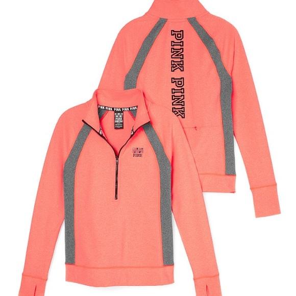 7dede487a5180 PINK Victoria's Secret Jackets & Coats | New Vs Pink Ultimate Deep ...