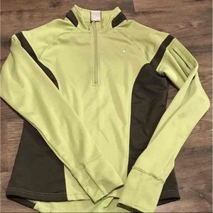 Nike fit dry pullover