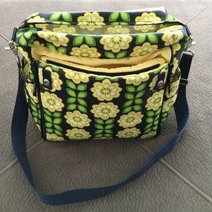 Petunia Pickle Bottom Handbags - 🆕 Petunia Pickle Bottom Boxy Backpack in green