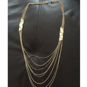 Express Layered Chain Necklace