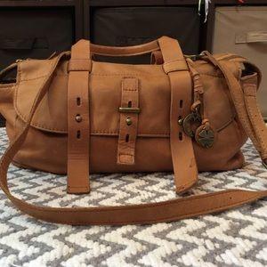 replica hermes wallets - 66% off Lucky Brand Handbags - ?Lucky Brand Distressed Tan ...