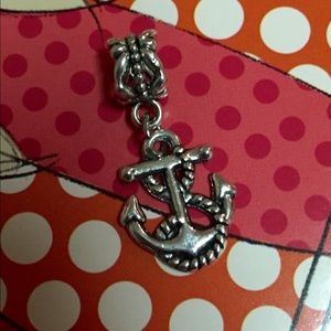 Jewelry - Nautical anchor charm