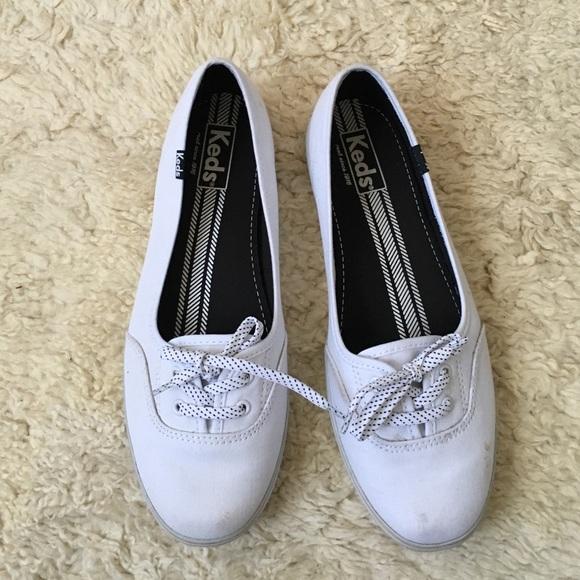 white keds 8