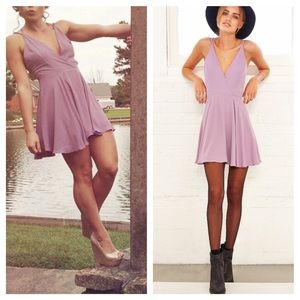 39bd2ea80084 Urban Outfitters Dresses | Sparkle Fade Strappy Chiffon Skater Dress ...