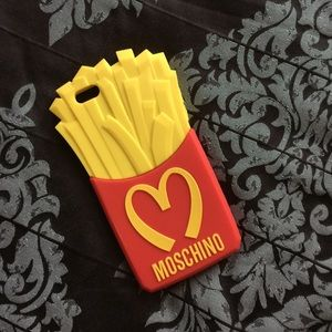 "🍟""Moschino"" French Fries Phone Case🍟"