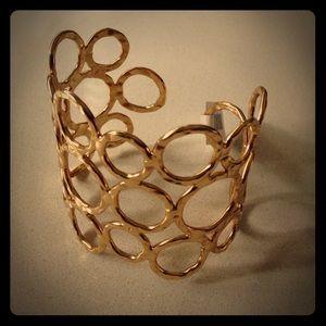 NwT Anthropologie Cava Cuff bracelet