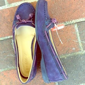 Sebago Shoes - Sebago Handcrafted Amethyst Casual Shoes, NWT