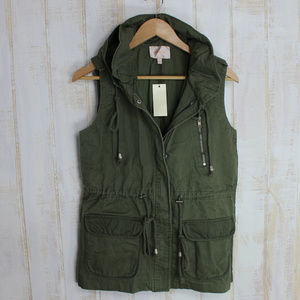 Anthropologie Jackets & Coats - SALELovely Utility Military Jacket