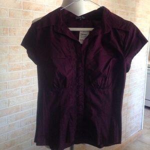 Rampage short sleeved shirt