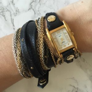 La Mer Collection Rocker Watch