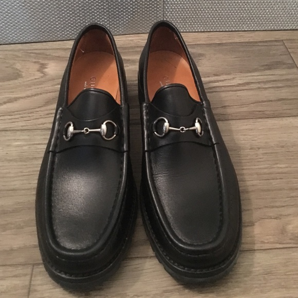 69eebea1bdd Gucci Shoes - Vintage Gucci Horsebit Loafers