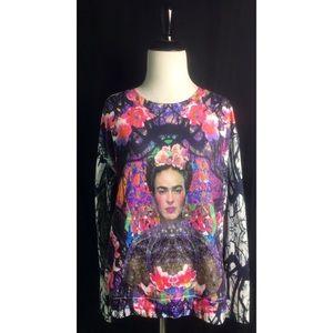 Frida Kahlo Sweater
