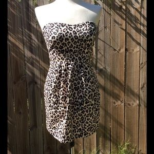Animal print mini by Forever 21