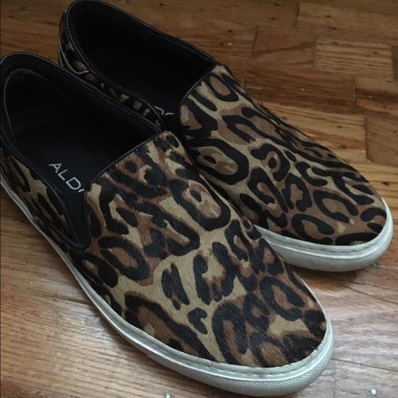 a1bff8ef59f1 ALDO Shoes - Aldo leopard print shoes
