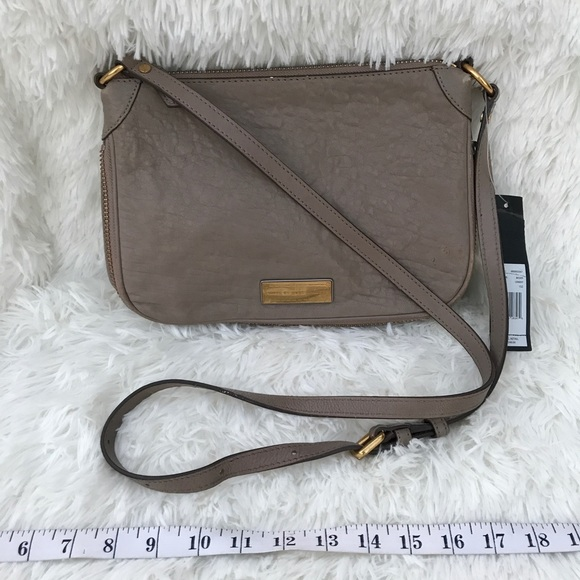 9f2ded95841 Marc by Marc Jacobs Bags   Marc Jacobs Washed Up Leather Zip ...