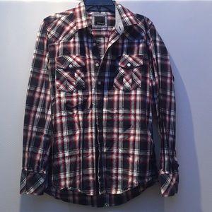 7 Diamonds Other - 7 Diamonds Men's Casual Dressy Shirt