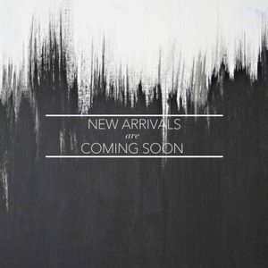 YAY NEW ARRIVALS coming soon!!!!