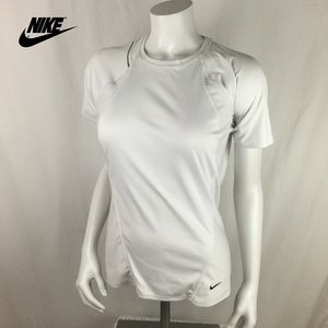 Nike Fit Dry Super Soft Workout Short Sleeve Shirt