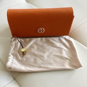 Tory Burch sunglasses orange case original