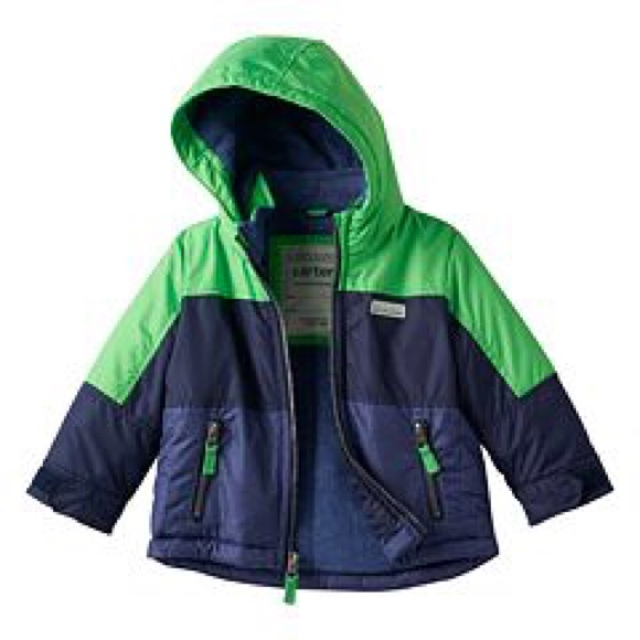 d611bf322 Carters Jackets   Coats