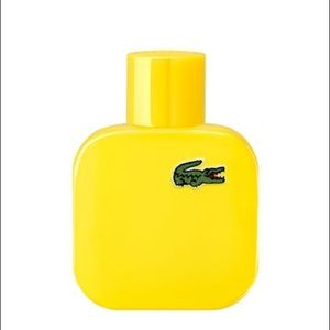 Lacoste Other - Lacoste L12.12.12 Jaune Men Eau de Toilette 1.6oz