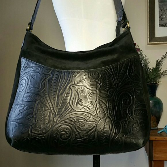... embossed leather purse   bag. M 57190ab87f0a0517a6017b65 0874f1c06d936