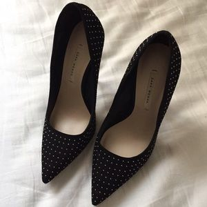 Zara Shoes - Zara Stud Heels