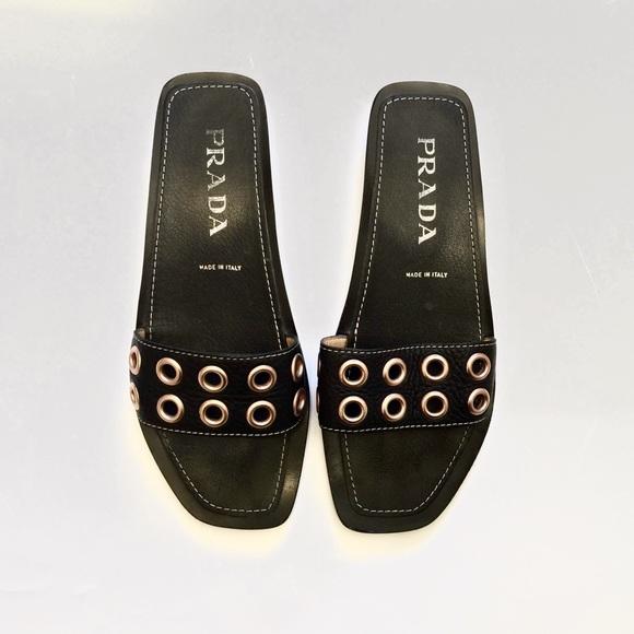4282ec68cd7f3 ... Black Grommet Sandals. M_57471c584e8d17fb43003ea7