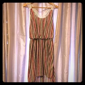 INA Striped Summer Dress
