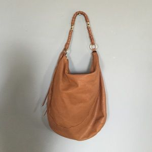Foley + Corinna hippie boho leather hobo