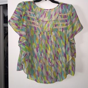 Old Navy dolman sleeve top size XXL 
